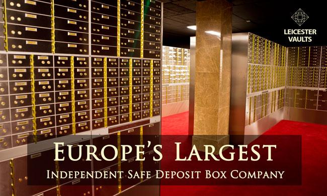 Leicester Safe Deposit